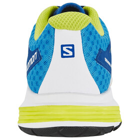 Salomon Sense Pulse Trailrunning Shoe Men gentiane/methyl blue/gecko green